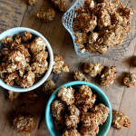 Banana Coconut Cookie Granola