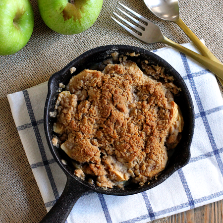 Apple Crisp_top