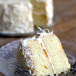 Coconut Cake with Cream Cheese Frosting_slice