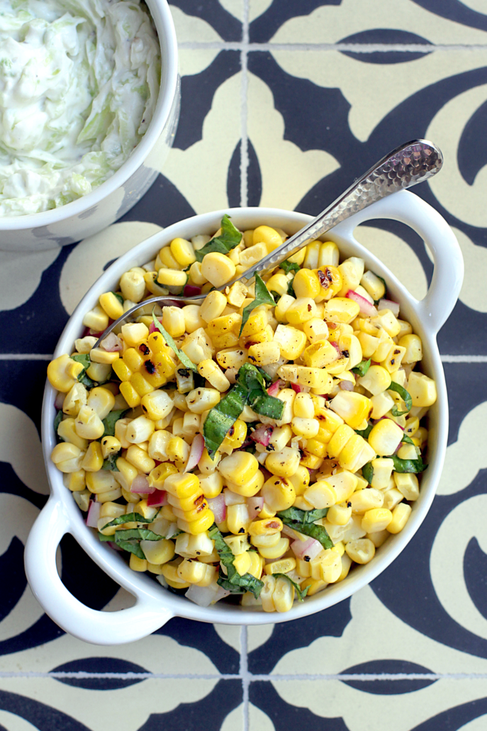 Grilled Corn Salad_top