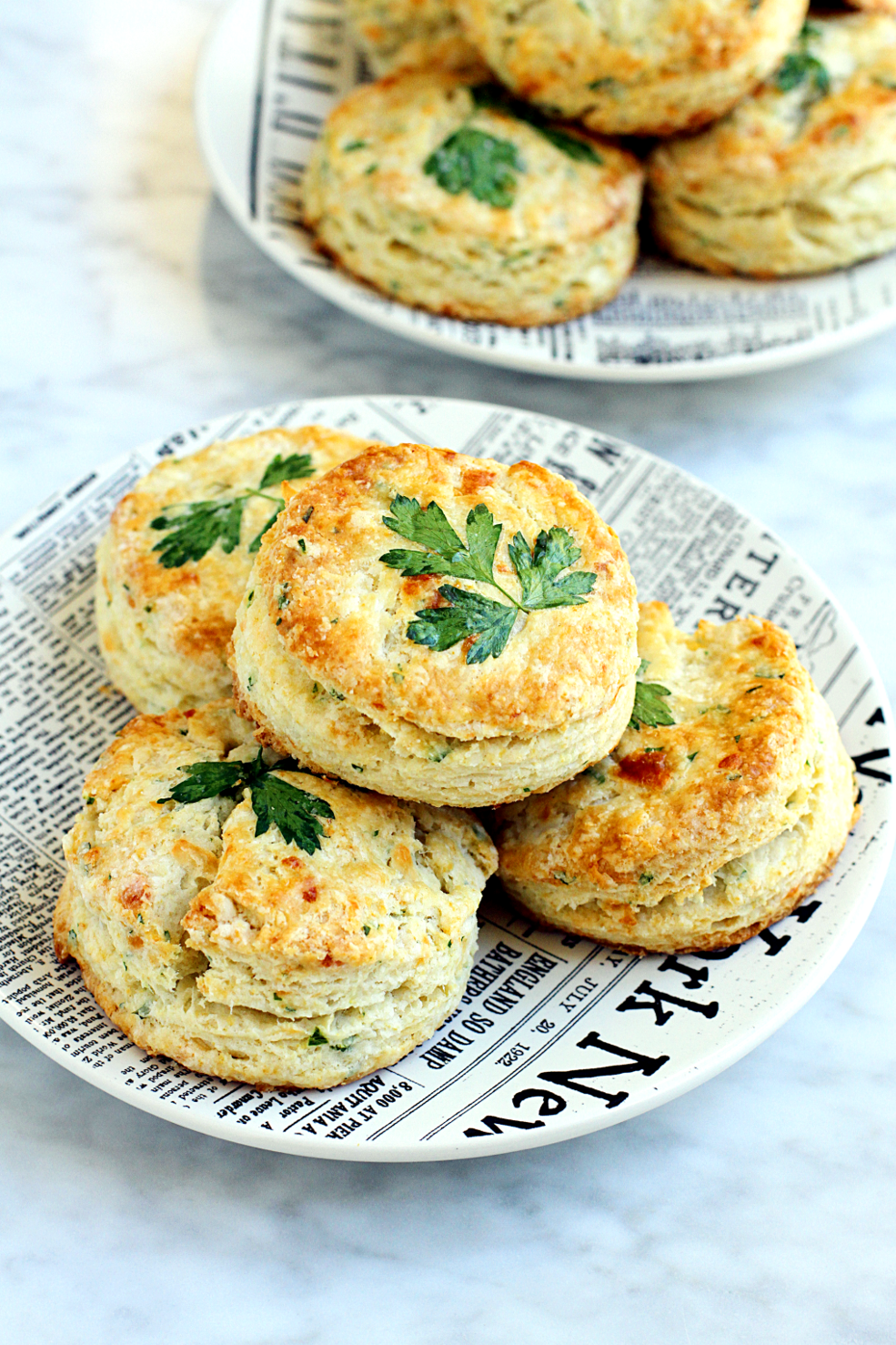 Smoked Cheddar Biscuits