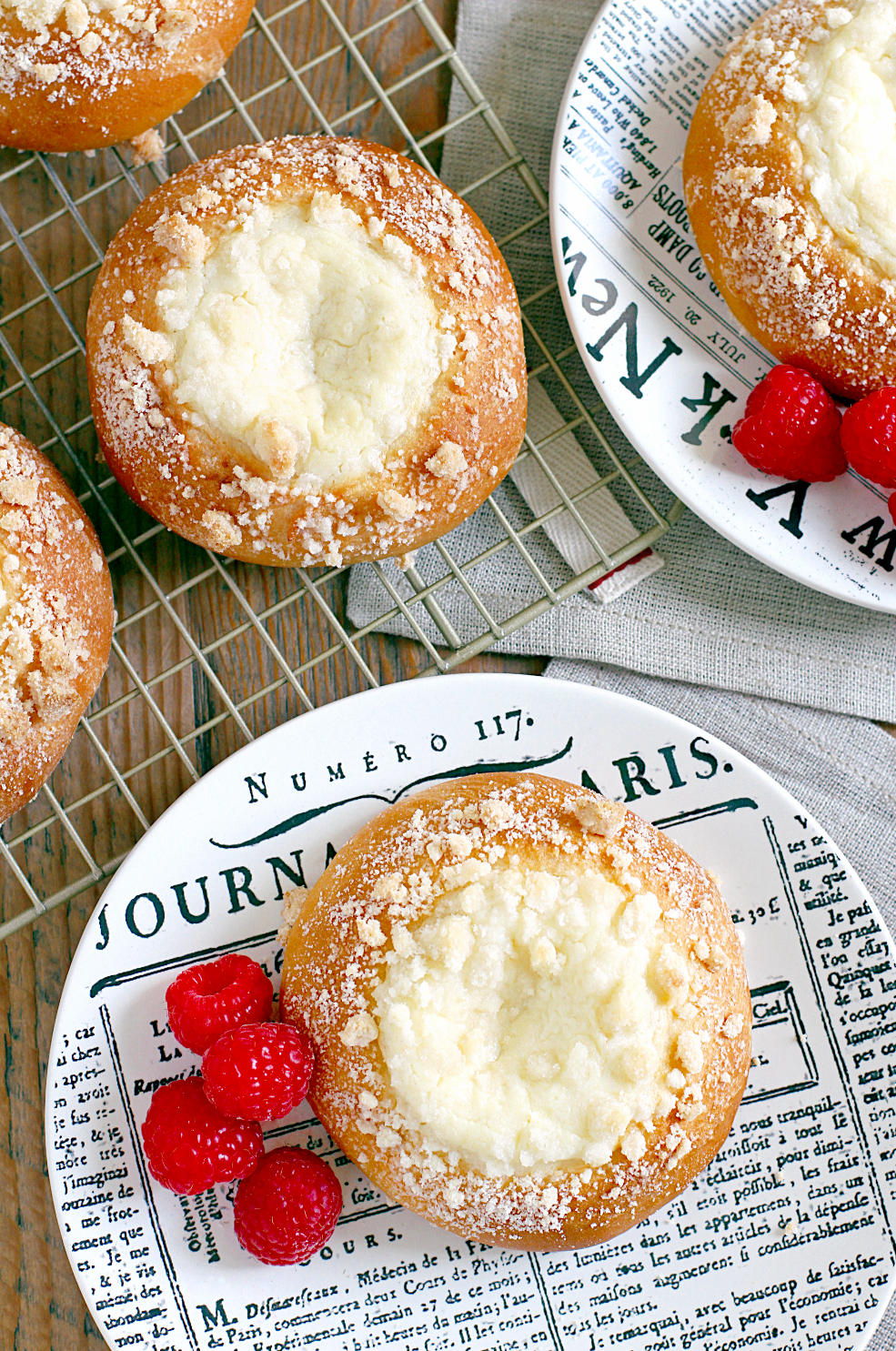 Cottage Cheese Kolaches Two Of A Kind