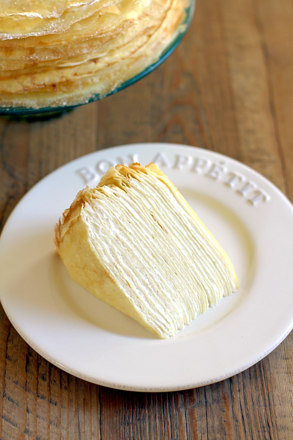 Layer Crepe Cake
